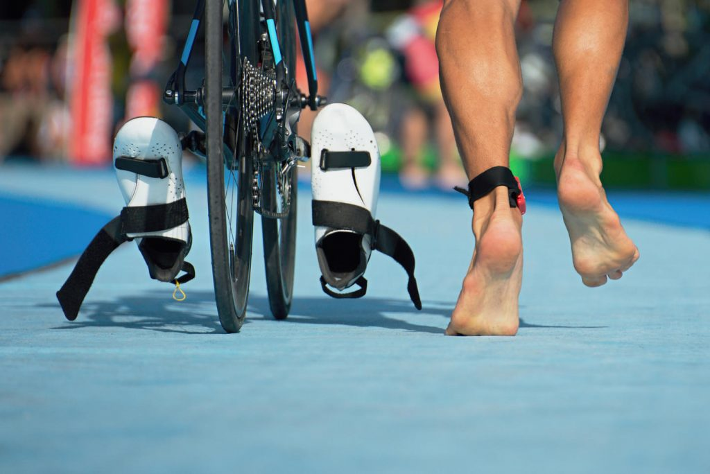 How to Finish Your First Triathlon