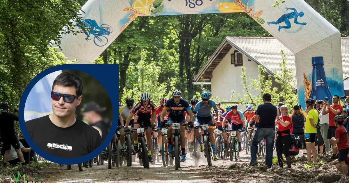 Another side of skiing champion: Ivica Kostelic and passion for cycling