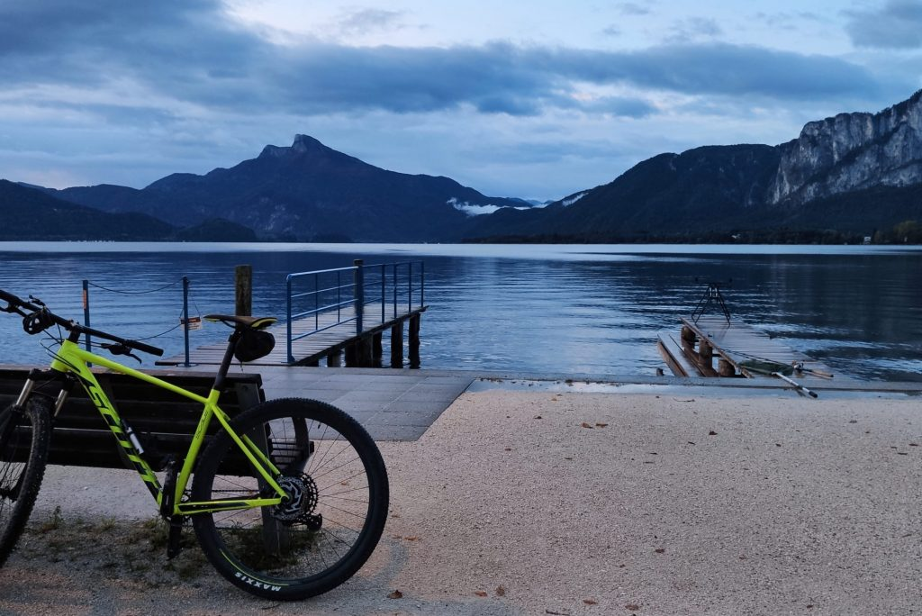 Cycling destination – Mondsee
