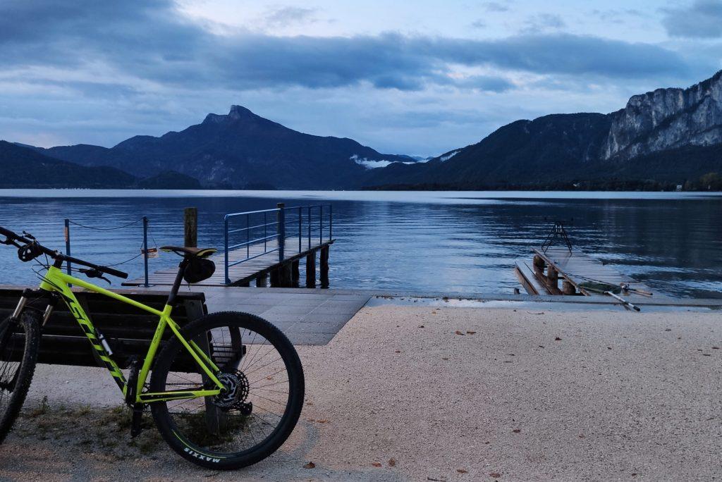 Cycling destination – Mondsee