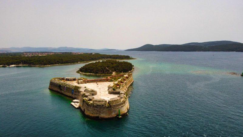 St Nicholas' Fortress