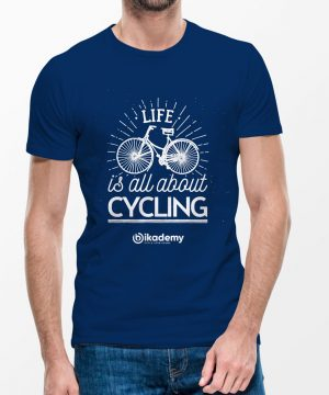 Bikademy T-Shirt All About Cycling