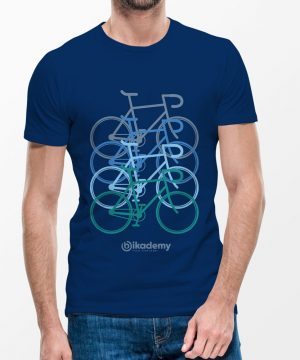 Bikademy T-Shirt Bikes