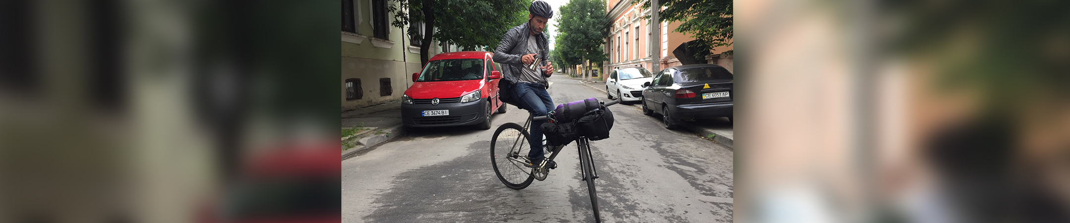 Cycling interview   KeirinBerlin