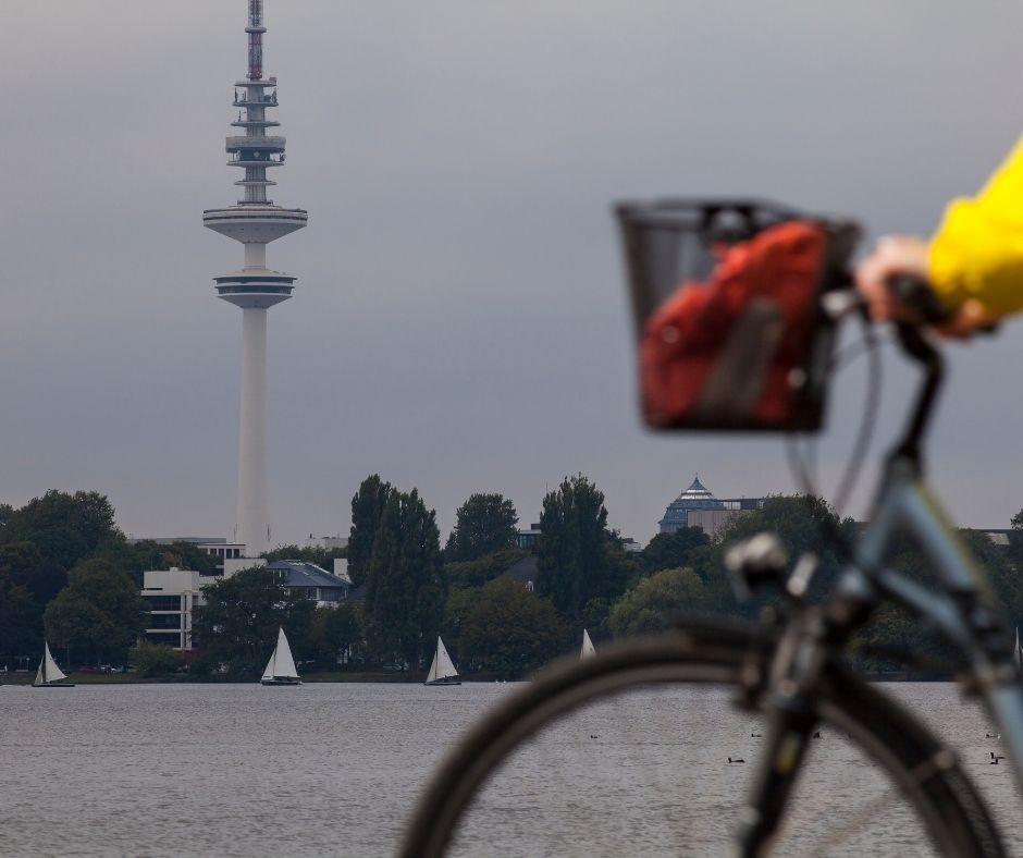 Top cycling city – Hamburg