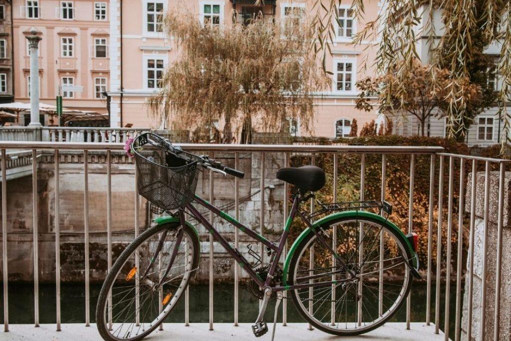 Ljubljana – cycling city