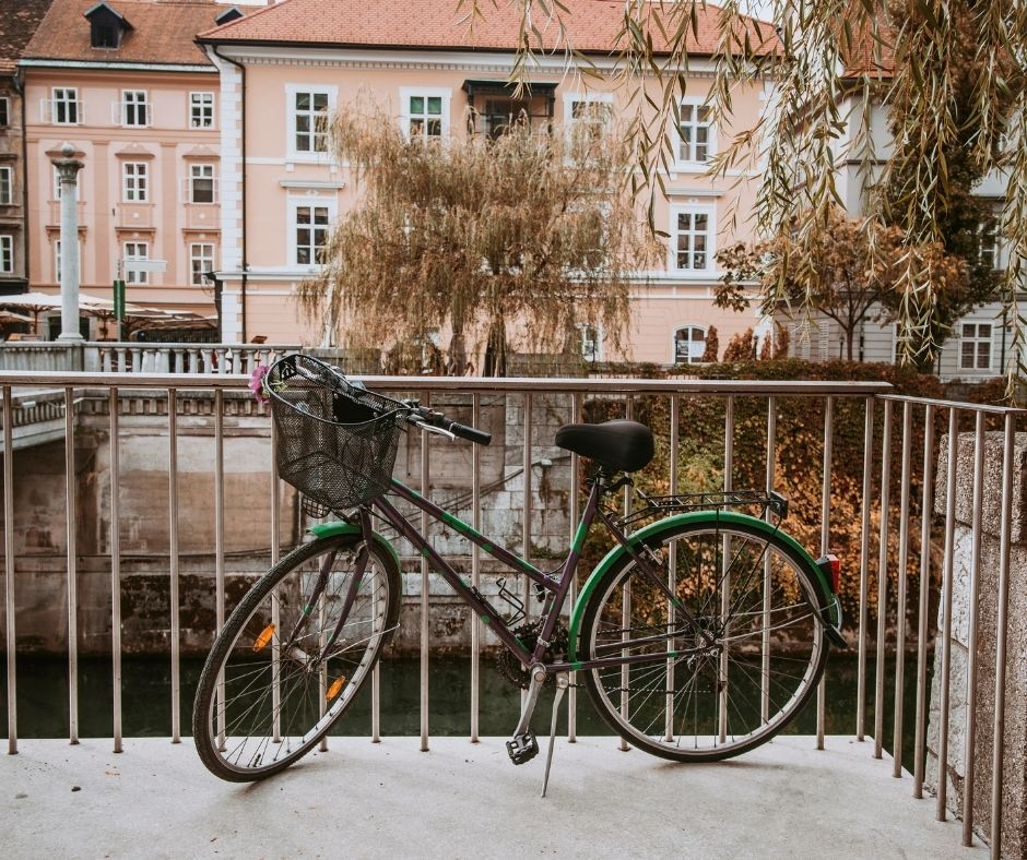 Ljubljana – cycling city