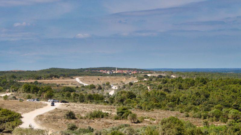 The Kamenjak Peninsula