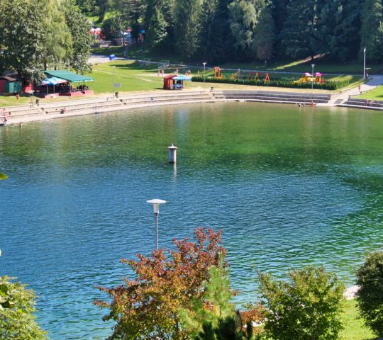 Orahovica Lake
