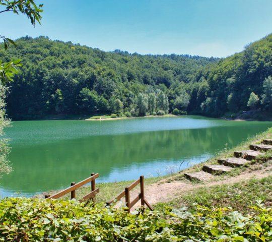 Lake Petnja