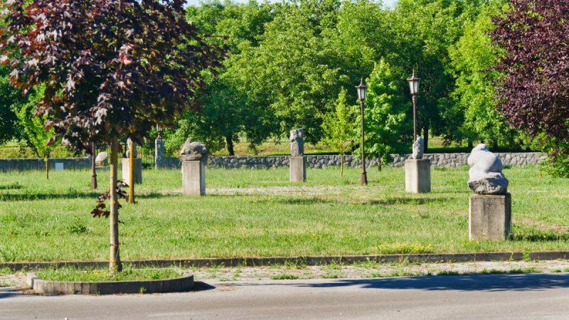 Sculpture park Sirac